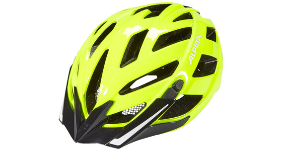 Alpina Panoma City helm geel
